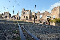 Oradour Limousin, Abandoned Buildings, Abandoned Places, Saint Junien, Joachim Gauck, D Day Landings, France 3, Le Village, Frozen In Time