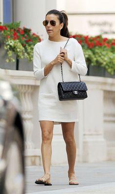 Eva Longoria Photos: Eva Longoria Plays The London Tourist