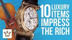 10 #Luxury Items That Impress Even The #Rich https://www.youtube.com/watch?v=7cd8VsDz5QA
