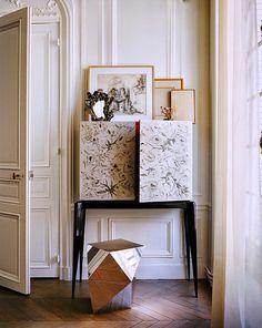 At Home With : Giambattista Valli, Paris