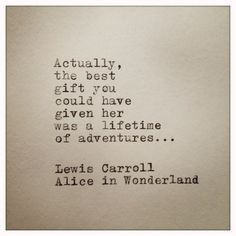Alice+in+Wonderland+Quote+Typed+on+Typewriter+by+farmnflea+on+Etsy,+$10.00