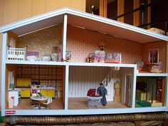 Lundby Dolls House, via Flickr.