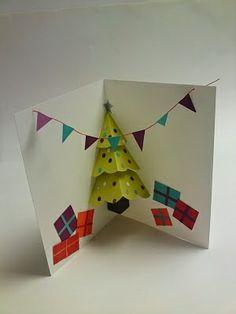 DIY - Christmas card