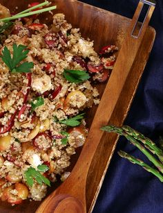 Make the Most of Cherry Season With This Quinoa Salad