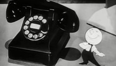"""Telephone Assembly: """"Just Imagine"""" 1947 AT&T; Western Electric Model 302 Telephone https://www.youtube.com/watch?v=4S4kOfgq_v4 #telephone #comm #animation"""