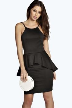 Dixie Dip Hem Peplum Dress. Grab wonderful discounts up to 60% Off at Boohoo using Coupon & Promo Codes.