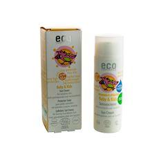 Eco Cosmetics Krém ochranný SPF 50+, Baby 50 ml