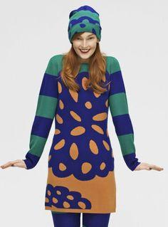Marimekko dress via WeeBirdy.com. #Marimekko