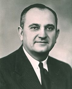 Adolph  Rupp (1901 - 1977) Legendary basketball coach at the University of Kentucky, he won four NCAA championships. Born in Halstead, Kansas