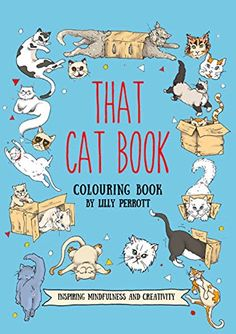 That Cat Book Coloring Inspiring Change Through Meditative Mindful