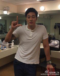 >>So Ji Sub @ New pic on weibo 2015 Korean Men, Korean Actors, Celebrity Smiles, Jung Hyun, So Ji Sub, Joo Hyuk, Bae Goals, Gong Yoo, Actor Model