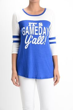 OMG Gotta have this! Game day Yall bas... And you can just click here http://www.rkcollections.com/products/t7150?utm_campaign=social_autopilot&utm_source=pin&utm_medium=pin