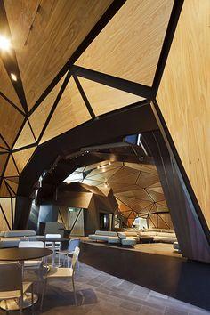 Wellington International Airport Passenger Terminal Studio Pacific Warren and Mahoney Architects