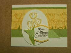 Stampin' Kat: Blessed Easter