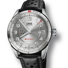 Oris Audi Sport GMT Watch Hands-On