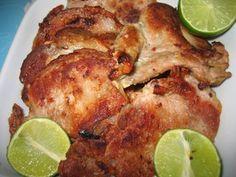 Aprenda a preparar a receita de Bisteca de porco ao forno