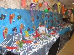 Mrs. Albanese's Kindergarten Class: Spring into Art Show!