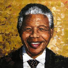 paintings of nelson mandela - Google Search