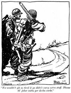 82 best wwii humor images bill mauldin world war two bill o brien Willys Jeep Restoration mauldin cartoons