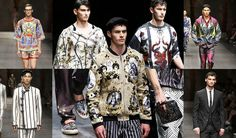 Nice Dolce gabbana spring Dolce&Gabbana Spring Summer 2016 men fashion show review and inspiration... Check more at http://24myshop.cf/fashion-style/dolce-gabbana-spring-dolcegabbana-spring-summer-2016-men-fashion-show-review-and-inspiration/