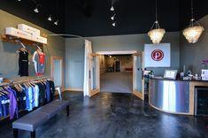 Interior Design Pilates Studio | VIRGINIA BEACH INTERIOR DESIGN {Pure Barre} » Style by Design