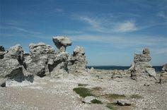 Ljugarn, perhaps my favourite place in Gotland.