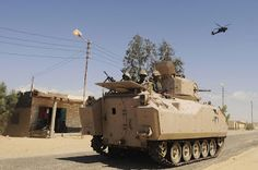 #Egypt Launches Military Assault Into #Sinai