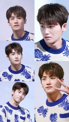 Hyungsik.. cant help my self  to  look yr face every morning.. hemm