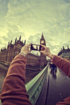 Top 10 Most Magnificent Perspectives Of London