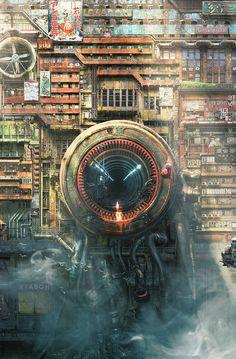 Bassmen — Metropolis225 [AM] by Toshio Hatanaka