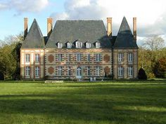 Chateau Haras - Normandy - stables, pool, large property with ponds, beautifully restored throughout - for sale