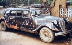 "11 familiale 1954 ""taxi brousse"""