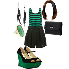 Untitled #546, created by cristalabron on Polyvore