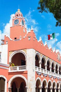 City hall in Mérida, Mexico