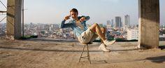 Joakim Kleven Sweatshop Deadly Fashion