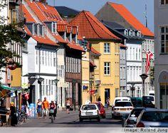 Nina: Odense, Denmark.