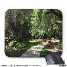 Garden Landscape Mousepad