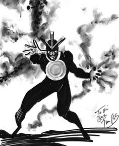 Havok - Jim Lee