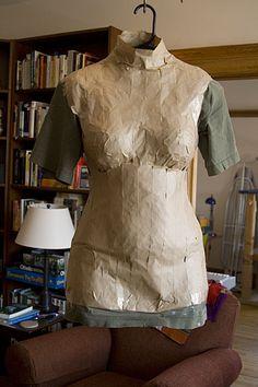 Make my own dress form.