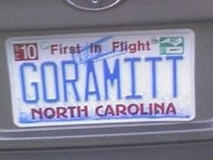 """""""First in flight""""? Good one. I'm moving now, and  getting some shiny new plates. :)"""