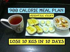 Do You Want To Lose Weight Fast? Use These 4 Simple Ingredients To Lose 10Kg in 10 Days!