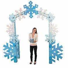 Winter Wonderland Arch