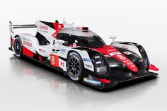 トヨタ、2017年型『TS050 ハイブリッド』を発表 / WEC世界耐久選手権  [F1 / Formula 1]