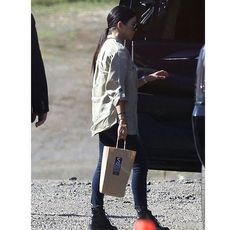 Kourtney Kardashian on a Wine Safari in Malibu on 7/10/15.