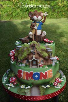 Topo Tip - Tip The Mouse Topo Tip cake – Tip the Mouse by Dolcidea creazioni https://www.facebook.com/dolcideacreazioni/