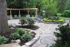 Popular Patio Landscaping Design Plans