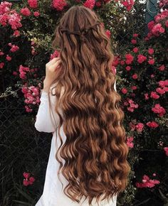How To Grow Hair Fast 30 Best Hairstyles and Haircuts for Long Straight Hair Long Dark Hair, Long Curly Hair, Curly Hair Styles, Really Long Hair, Super Long Hair, Beautiful Long Hair, Gorgeous Hair, Permed Hairstyles, Pretty Hairstyles