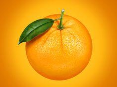 Fruits by Kadasarva , via Behance