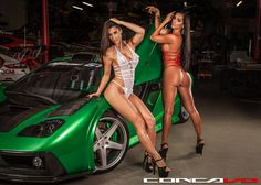 Miami GT on CW-5 Custom Build by DDR Motorsport.  Salomon Urraca photographer.