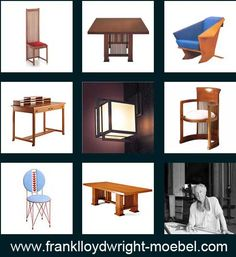 Frank Lloyd Wright Bauhaus Design